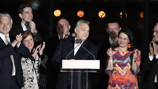 Videóban mondott köszönetet a Fidesz-szavazóknak Orbán Viktor