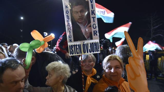 Videoüzenet - Orbán Viktor köszönetet mondott a bizalomért