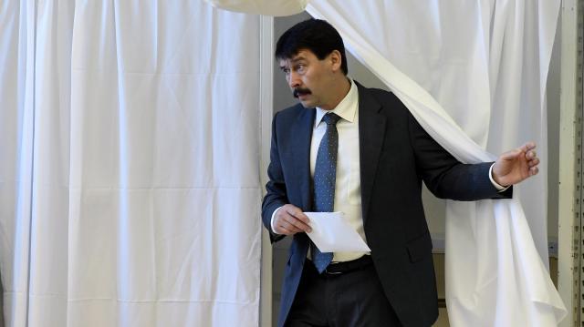 Áder János bejelentette: május 8-án ül össze az új Országgyűlés