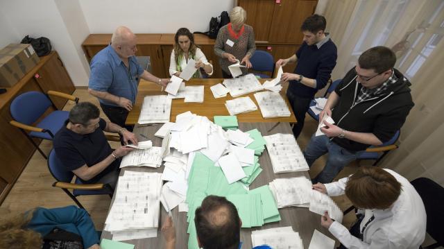 Egyéni mandátumot szerzett képviselők Somogy megyében választókerületenként