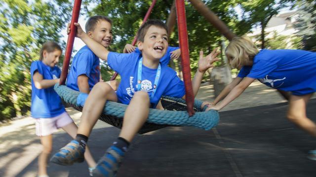 Egyre több gyerek tölti táborozással a szünidőt