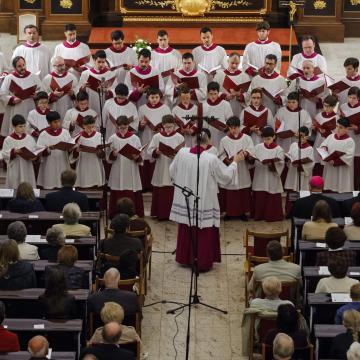Májusban rendezik az idei Con Spirito Egyházzenei Fesztivált