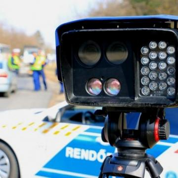 Speedmarathon: 24 órán át kívánságra radaroznak a rendőrök