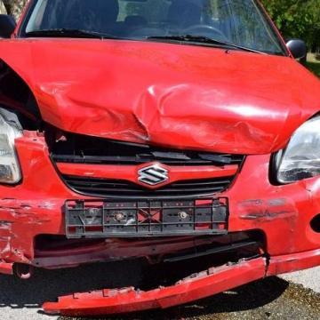 Szabálytalan autós okozott balesetet