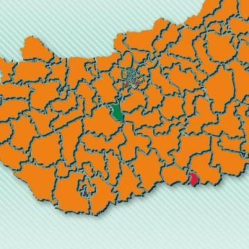 Végleges eredmény: három kerületünkben a Fidesz-KDNP nyert, egyben független jelölt