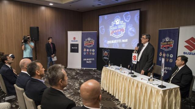 Bővült a Puskás-Suzuki kupa mezőnye, a Flamengo is jön