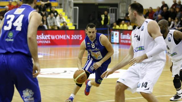 Férfi kosárlabda NB I - Simán verte a Szegedet a Kaposvár