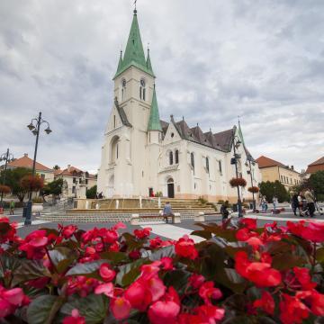 Idén 25. alkalommal hirdették meg a Virágos Magyarország versenyt