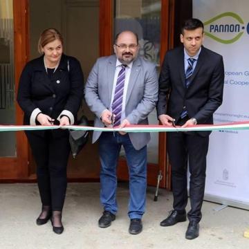 Iroda nyílt Szigetváron a pályázók segítéségére
