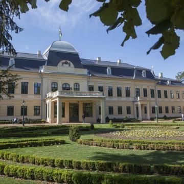 Kortárs művészek bemutatóhelye lesz a gyulai Almásy-kastély Török tornya