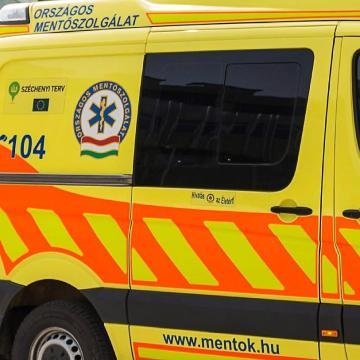 Meghalt egy motoros Pécs határában
