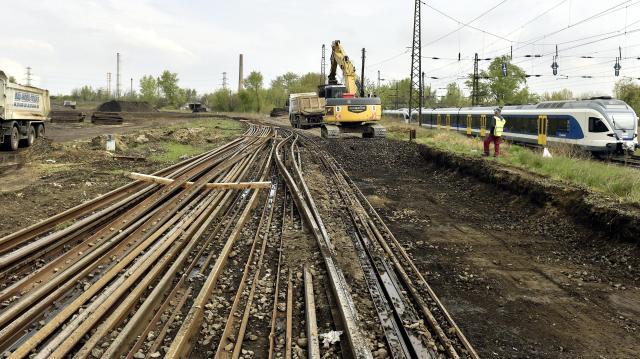 Megújul a Fonyód-Kaposvár vasútvonal