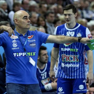 Férfi kézilabda NB I - A Szeged és a Veszprém is győzött