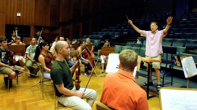 Ifjú Zeneművészek Nemzetközi Nyári Akadémiája Debrecenben