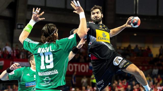 Jorge Maqueda is a MOL-Pick Szeged csapatához szerződött