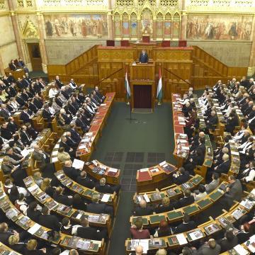 Kedden megalakul az új Országgyűlés