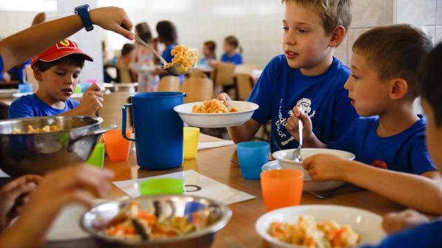 A nyári szünetben sem maradnak éhesen a kaposvári gyerekek