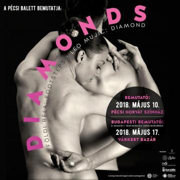 A Pécsi Horvát Színházban mutatja be új előadását a Pécsi Balett