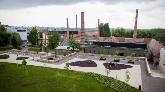 Innovációs napot tart a PTE a Zsolnay-negyedben