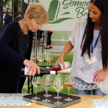 Ismét finom borokat kóstolhatunk a Borfesztiválon