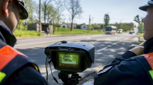Kiemelt, 24 órás országos sebességellenőrzést tartanak a rendőrök