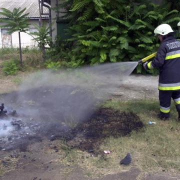 Tűzgyújtási tilalom Csongrád megyében