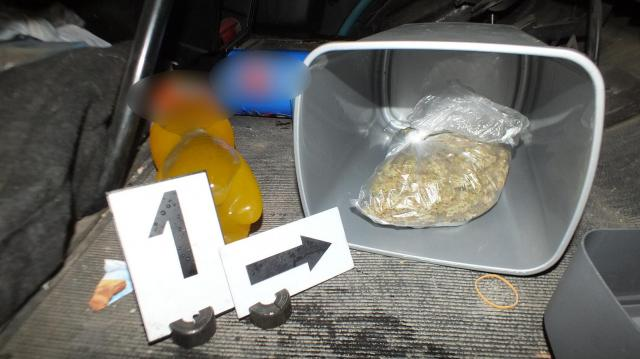 Elfogtak egy drogdílert Siklóson