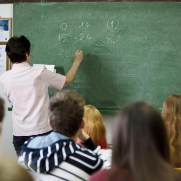 Hédervári tanár is az Év tanárai díjazottjai közt