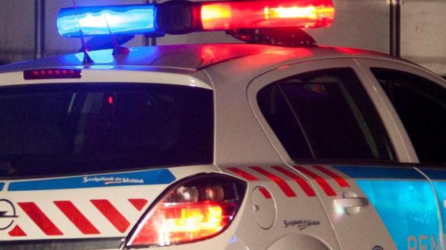 Ittasan menekült a rendőrök elől egy autós Esztergomban