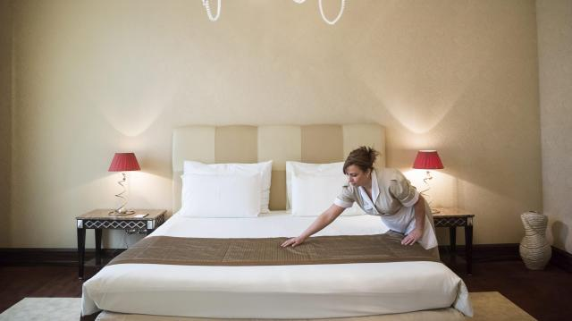 Jelentősen nőtt a vidéki szállodák forgalma is