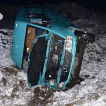 Kiderítették, miért csúszott meg a havas úton