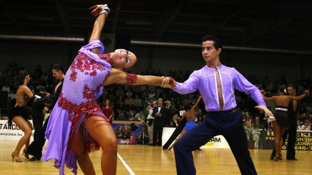 Ötödik lett a magyar táncbajnok a debreceni Eb-n