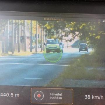 Több mint 10 ezer autós ellenőriztek térségünkben