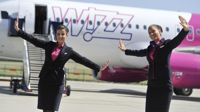 Új repülőgépet telepít Debrecenbe és 7 új járatot indít a Wizz Air