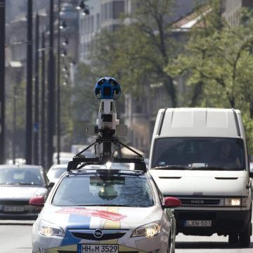 Újra járják környékünket a Google autói