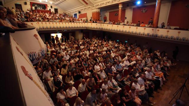 Véget ért a gyermek- és ifjúsági színházi biennále Kaposváron