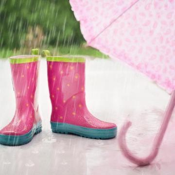 Bárhol lehet eső az országban, helyenként felhőszakadás is