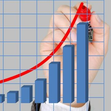 GDP-növekedés: nagyon optimista a kormány