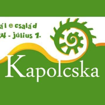 Ismét a gyerekeké és a családoké lesz a főszerep a Kapolcska Fesztiválon