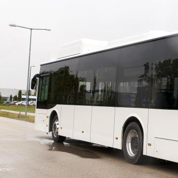 Elektromos buszjárat és kerékpárkölcsönző lesz Komáromban