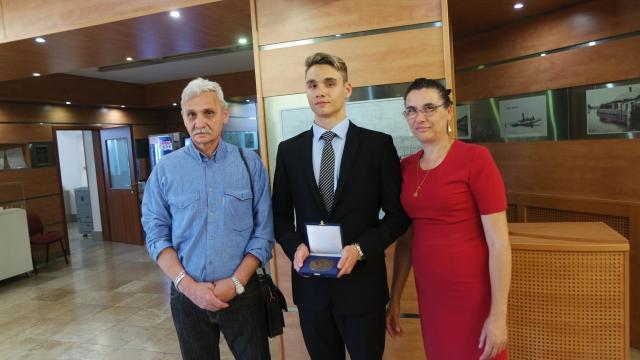 Legjobb sportolóját és az Év Családját is kitüntette Érd