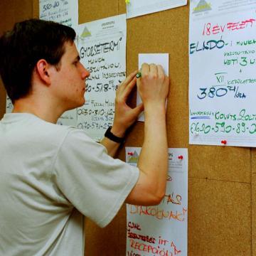 Munkatapasztalat és jövedelemszerzési lehetőség a diákoknak