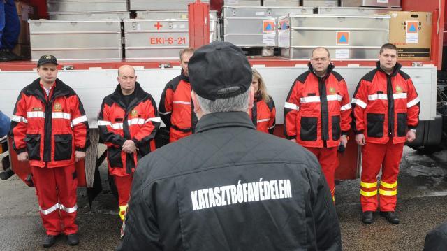 OKF: másfél milliárd forintos fejlesztés az önkéntes mentőszervezeteknél