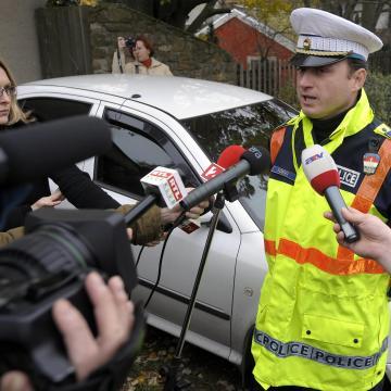 Rendőrség: a jelöletlen autókkal a veszélyes sofőröket szűrik ki