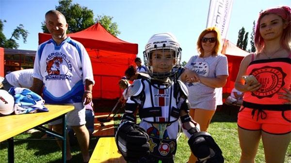 Sportágbemutatók és rengeteg program az esztergomi Gyereknapon