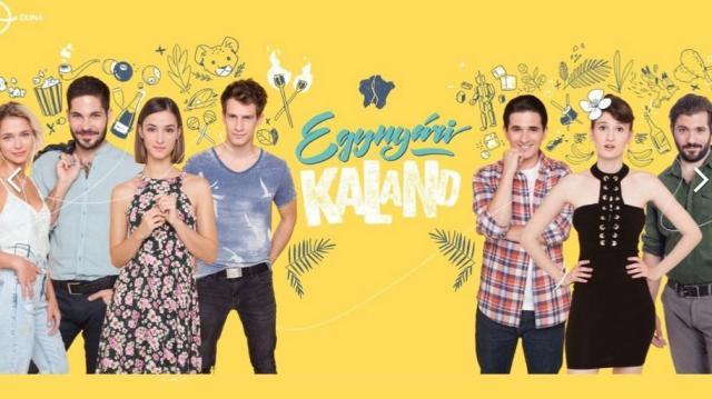 Szombattól folytatódik az Egynyári kaland a Duna Televízióban