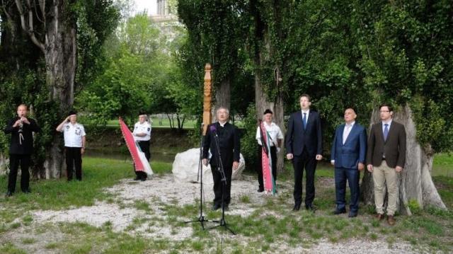 A nemzeti összetartozásra emlékezik Esztergom