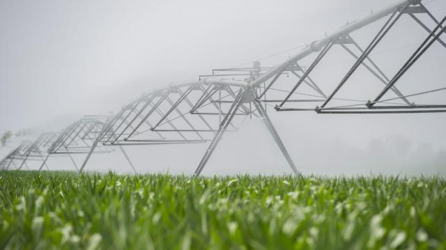 Az agrárkamara is teszteli az aszálymonitoring-rendszert