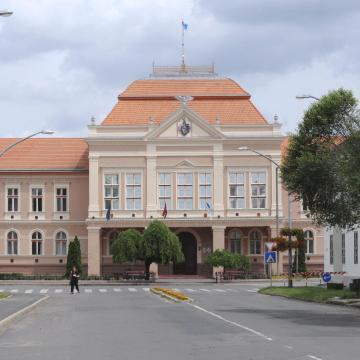 A Karap Ferenc utcai járda felújítása