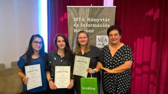 Verhetetlenek a kaposvári diákok a tudományokban